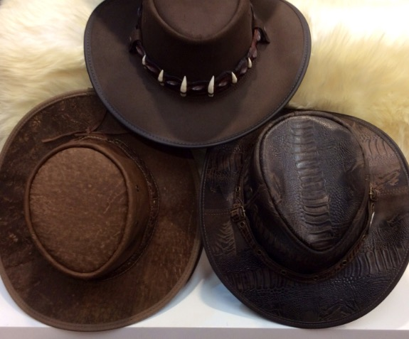 - Genuine Leather Products - <br> (prices on request)