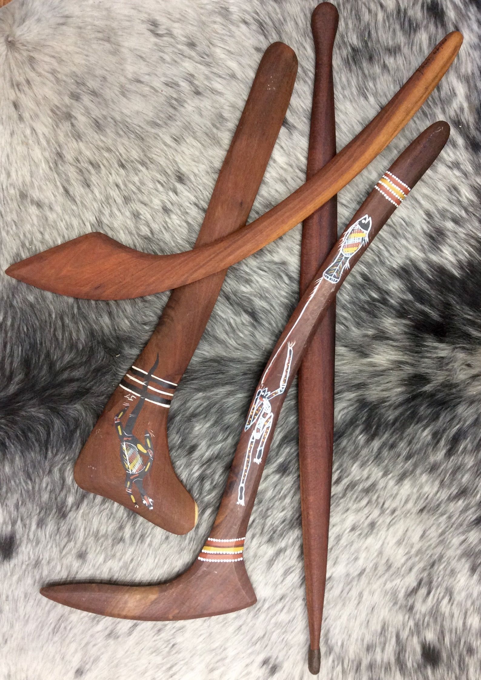 - Boomerangs & More - <br> (prices on request)