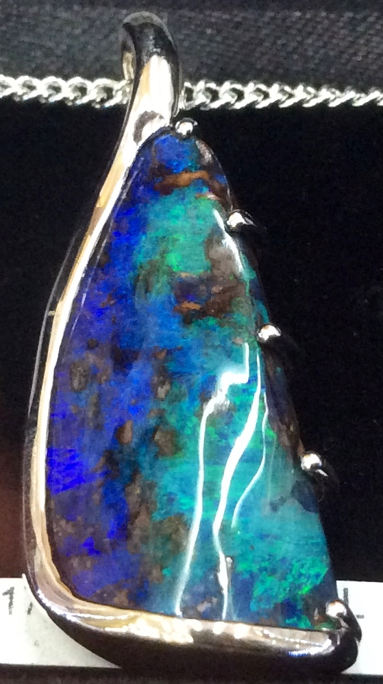 - Opals, Jewellery, Gifts - <br> (prices on request)
