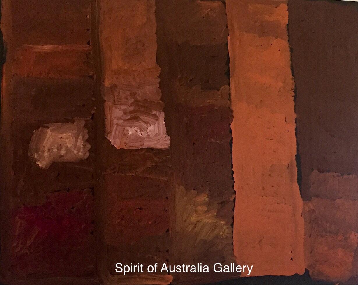 "Kudditji Kngwarreye, ""My Country"", 150x120cm"