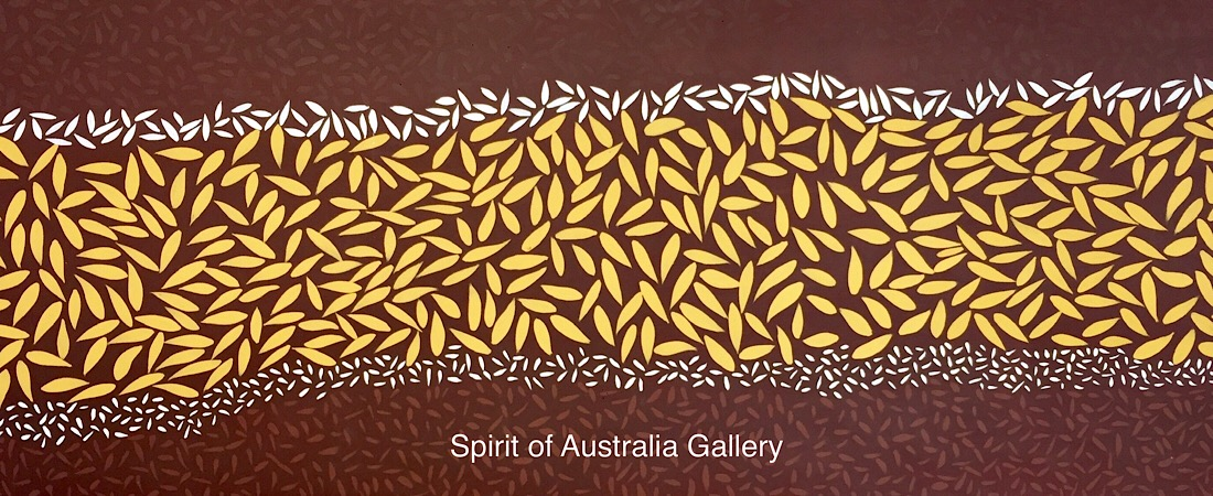 """Colin Wightman, """"Feathers"""", 163x67cm"""